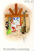 Fabrizio, Comics, CHRISTMAS SANTA, SNOWMAN, WEIHNACHTSMÄNNER, SCHNEEMÄNNER, PAPÁ NOEL, MUÑECOS DE NIEVE, paintings+++++,ITFZ87,#x#