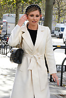 NOV 12 Love Island's Amy Hart seen in Central London
