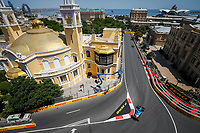 6th June 2021; F1 Grand Prix of Azerbaijan, Race Day;  31 OCON Esteban fra, Alpine F1 A521 during the Formula 1 Azerbaijan Grand Prix 2021 at the Baku City Circuit