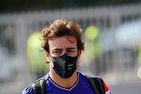 12th September, September 2021; Nationale di Monza, Monza, Italy; FIA Formula 1 Grand Prix of Italy, Race day; Fernando Alonso ESP 14, Alpine F1 Team