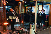 Woody Feldmann tritt auf bei Ralf Baitingers Pianoabend - Moerfelden-Walldorf 27.02.2021: Pianoabend mit Ralf Baitinger & Friends