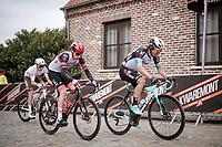 Michael Matthews (AUS/BikeExchange) up the Oude Kwaremont<br /> <br /> 105th Ronde van Vlaanderen 2021 (MEN1.UWT)<br /> <br /> 1 day race from Antwerp to Oudenaarde (BEL/264km) <br /> <br /> ©kramon