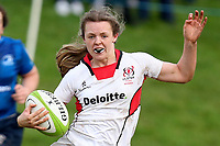 Sunday 3rd December 2017; Ulster Women vs Leinster Women<br /> <br /> Brittany Hogan during the Women's Inter-Pro between Ulster and Leinster at Dromore RFC, Barbon Hill, Dromore, County Down, Northern Ireland. Photo by John Dickson / DICKSONDIGITAL