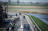 Front group <br /> <br /> 82nd Gent – Wevelgem in Flanders Fields 2019 (1.UWT)<br /> Deinze – Wevelgem: 251,5km<br /> ©kramon