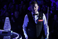 12th January 2020, Alexandra palace, London, United Kingdom; Mark Selby of England arrives for his round 1 match against Ali Carter of England at Snooker Masters 2020 at the Alexandra Palace .