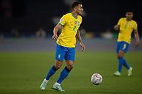 2nd July 2021; Nilton Santos Stadium, Rio de Janeiro, Brazil; Copa America, Brazil versus Chile; Danilo of Brazil