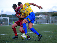 180715 Chatham Cup Football - North Wellington v Western Suburbs