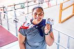 Dame Valerie Adams. New Zealand Athletics, Tokyo Olympics, Tokyo, Japan, Sunday 1 August 2021. <br /> Photo: Alisha Lovrich/Athletics NZ/www.bwmedia.co.nz