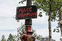 *Paris Nuit Debout 15-5-16*