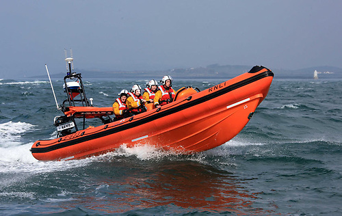 Two Sailors Rescued by Portaferry Lifeboat After Yacht Breaks Down