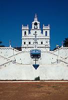 Kirche der unbefleckten Empfängnis in Panaji, Goa, Indien, Unesco-Weltkulturerbe