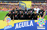Independiente Santa Fe venció 2-1 a América. Fecha 1 cuadrangulares Liga II-2019.