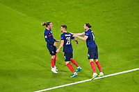 Celebration Goal France <br /> during the Uefa Euro 2020 Group stage football match between France and Germany at football Arena in Munich (Germany), June 15th, 2021. Photo Federico Pestellini / Panoramic / Insidefoto <br /> ITALY ONLY