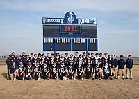 Football Team and Individuals 3/8/2021