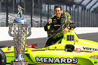 INDYCAR RACE - 103RD RUNNING OF THE INDIANAPOLIS 500 05/14-26/2019
