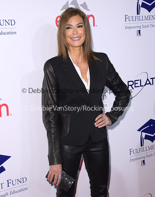 Teri Hatcher  at The 20th Annual Fulfillment Fund Stars Benefit Gala held at The Beverly Hilton Hotel in Beverly Hills, California on October 14,2014                                                                               © 2014 Hollywood Press Agency