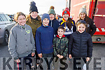 Enjoying the day at the Ballyheigue Races on New Years Day<br /> L to r: Caoimhe, Amber and Ava Sugrue from Farners Bridge, Tralee with Sophie Cahill and Eileen, Denis, Jim and Hannah O'Connor from Dingle.