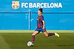 Liga IBERDROLA 2020-2021. Jornada: 10<br /> FC Barcelona vs Santa Teresa: 9-0.<br /> Melanie Serrano.