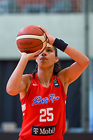 Isalys Quinones (25) of Puerto Rico pictured during a basketball game between the national teams of Puerto Rico and Serbia on Sunday 30 th of May 2021 in Kortrijk , Belgium . PHOTO SPORTPIX.BE   SPP   STIJN AUDOOREN