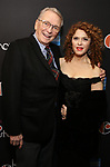 "Bob Mackie and Bernadette Peters attends the Broadway Opening Night Performance of ""The Cher Show""  at the Neil Simon Theatre on December 3, 2018 in New York City."