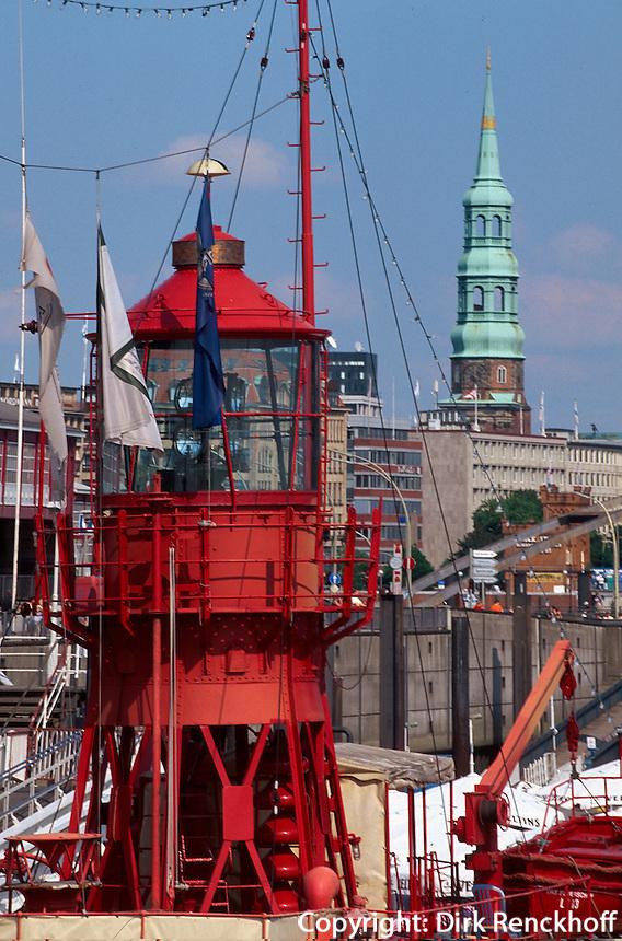Deutschland, Hamburg, Feuerschiff