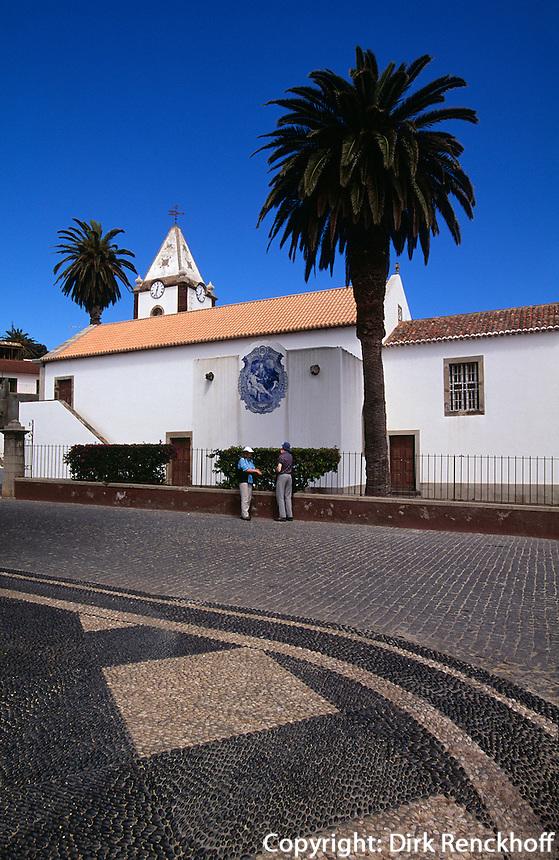 Igreja da Senhora da Piedade  in Vila Baleira, Porto Santo, Portugal