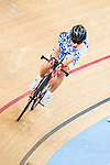 Tai Wai Hin of Noble Cycling Team hk in action during the  Youth 11-13 1km Time Trial (Qualifying) at the Hong Kong Track Cycling Race 2017 Series 5 on 18 February 2017 at the Hong Kong Velodrome in Hong Kong, China. Photo by Marcio Rodrigo Machado / Power Sport Images