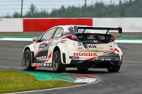 Race of Germany Nürburgring Nordschleife 2016  WTCC 2016 #5 TC1 Honda Racing Team JAS. Honda Civic WTCC Norbert Michelisz (HUN) Testing © 2016 Musson/PSP. All Rights Reserved.