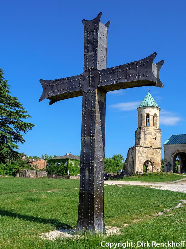 Glockenturm der Bagrati-Kathedrale in Kutaisi, Imeretien - Imereti;, Georgien, Europa<br /> Bagrati cathedral-bell tower, Kutaisi,  Inereti,  Georgia, Europe