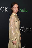 """NEW YORK CITY - OCTOBER 4: Kaitlyn Dever attends the red carpet premiere of Hulu's """"DOPESICK"""" at the Museum of Modern Art on October 4, 2021 in New York City. . (Photo by Frank Micelotta/Hulu/PictureGroup)"""