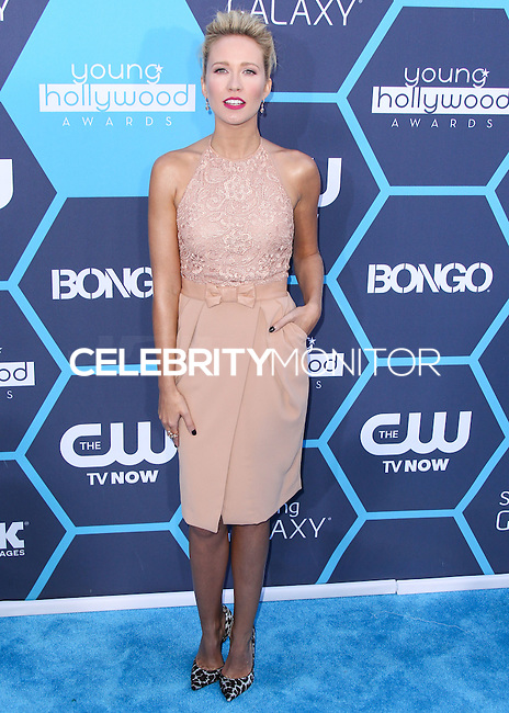 LOS ANGELES, CA, USA - JULY 27: Actress Anna Camp arrives at the 16th Annual Young Hollywood Awards held at The Wiltern on July 27, 2014 in Los Angeles, California, United States. (Photo by Xavier Collin/Celebrity Monitor)