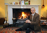 WikiLeaks founder Julian Assange inside his bail address Ellingham Hall in Suffolk, England
