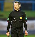 Referee Stevie O'Reilly.
