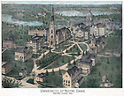 Engravings and Drawings of Campus - The University of Notre Dame Archives