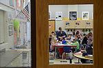 Bay Harbor Elementary School on October 15, 2014.