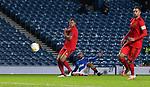 26.11 2020 Rangers v Benfica: Jan Vertonghen handballs but no penalty given