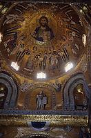 Europe/Italie/Sicile/Palerme : La chapelle Palatine