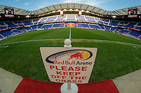Harrison, NJ - Thursday Sept. 15, 2016: Red Bull Arena  before a CONCACAF Champions League match between the New York Red Bulls and Alianza FC at Red Bull Arena.