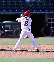 Jackson Cluff - Surprise Saguaros - 2021 Arizona Fall League (Bill Mitchell)