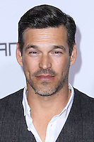 HOLLYWOOD, CA - JANUARY 23: Eddie Cibrian arrives at the 3rd Annual will.i.am TRANS4M Benefit Concert held at Avalon on January 23, 2014 in Hollywood, California. (Photo by Xavier Collin/Celebrity Monitor)