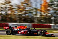 10th October 2020, Nuerburgring, Nuerburg, Germany; FIA Formula 1 Eifel Grand Prix, Qualifying sessions;  23 Alexander Albon THA, Aston Martin Red Bull Racing