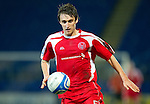 St Johnstone v Brechin....22.03.11  Scottish Cup Quarter Final replay.Ewan Moyes.Picture by Graeme Hart..Copyright Perthshire Picture Agency.Tel: 01738 623350  Mobile: 07990 594431