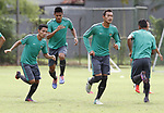 Training of the AFF Suzuki Cup 2016 on 12 December 2016. Photo by Stringer / Lagardere Sports