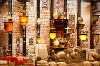 Imported asian lamps.