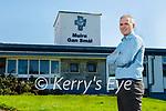 Seamus Moynihan principal of Muire gan Smál National school in Castleisland