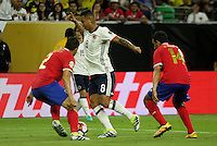 HOUSTON - UNITED STATES, 11-06-2016: Edwin Cardona jugador de Colombia en acción durante partido del grupo A, fecha 3, entre Colombia (COL) y Costa Rica (CRC)  por la Copa América Centenario USA 2016 jugado en el estadio NRG en Houston, Texas, USA. / Edwin Cardona player of Colombia in action during match of the group A  between Colombia (COL) and Costa Rica (CRC) for the date 3 of the Copa América Centenario USA 2016 played at NRG stadium in Houston, Texas ,USA. Photo: VizzorImage/ Luis Alvarez /Str