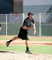 Ryan Verdugo / San Francisco Giants 2008 Instructional League..Photo by:  Bill Mitchell/Four Seam Images