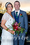 O'Shaughnessy/Foley wedding in the Rose Hotel on Friday November the 27th.