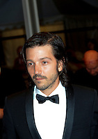 Diego Luna attend the 'Blood Father' Premiere during the 69th annual Cannes Film Festival at the Palais des Festivals on May 21, 2016 in Cannes