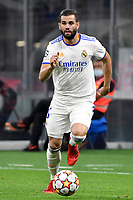 Federico Valverde of Real Madrid in action during the Uefa Champions League group D football match between FC Internazionale and Real Madrid at San Siro stadium in Milano (Italy), September 15th, 2021. Photo Andrea Staccioli / Insidefoto